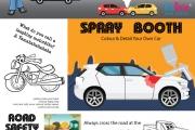 Bespoke Customised Mini Activity Pack